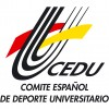 Spanish University Sport Committee logo