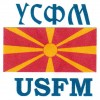University Sports Federation of Macedonia logo