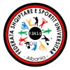 Albanian Federation of University Sport logo